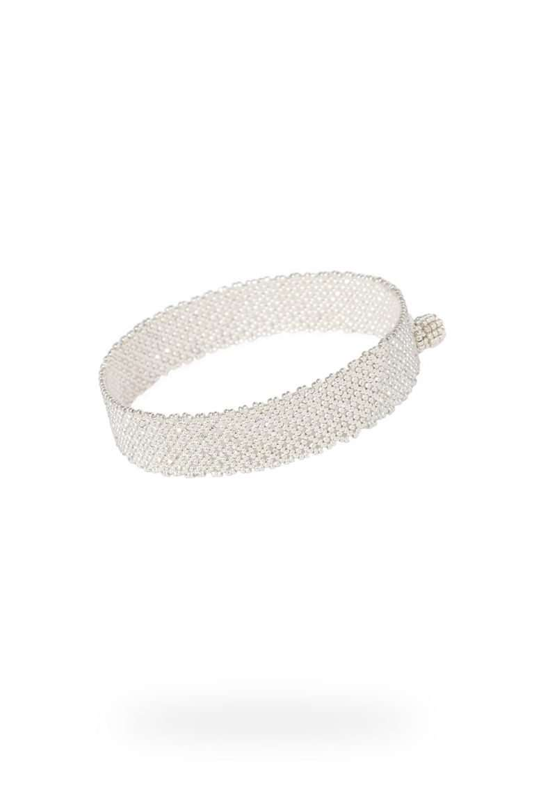 014 mini brazaletes plata