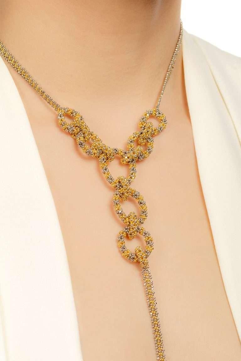 15 collar cadena aros alt1